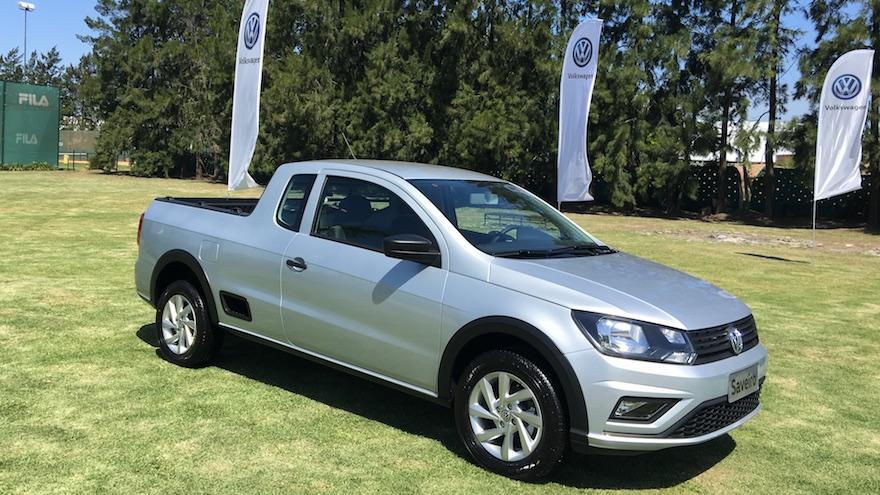 Volkswagen Saveiro, una de las chicas más vendidas.