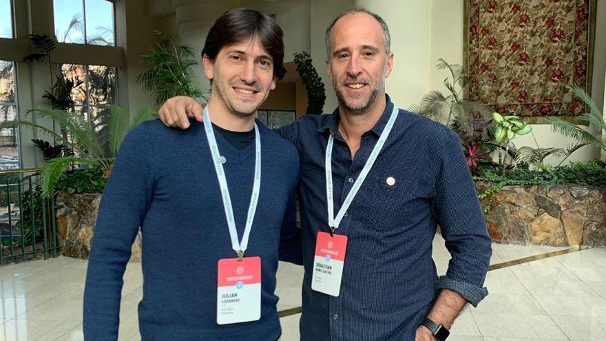Fundadores de la fintech argentina, GeoPagos