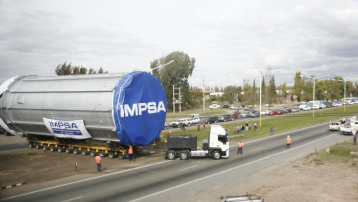 IMPSA ya recibió ayuda del Gobierno a fines del año pasado.