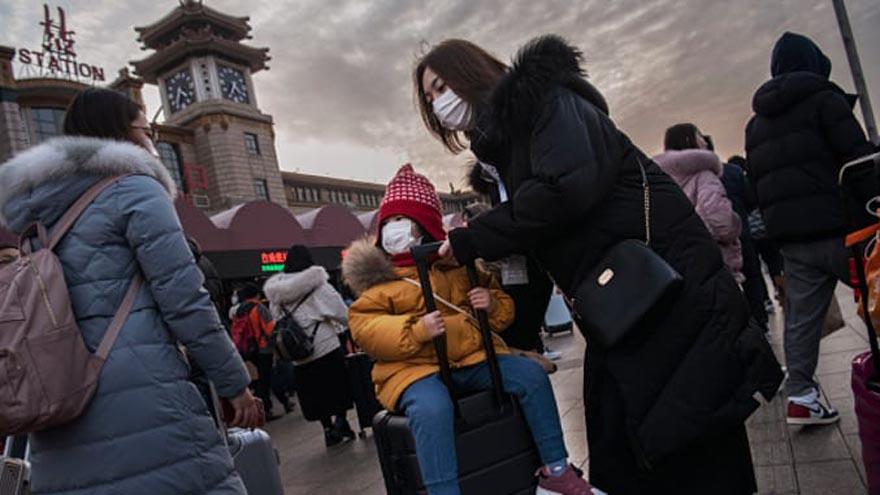 Reportan nuevo brote bacteriano de 'brucelosis'en China; qué es y síntomas