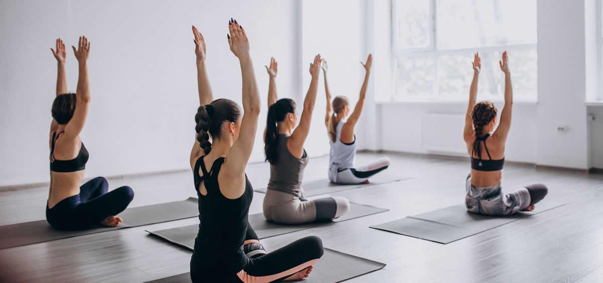 Clases de yoga, emprendimientos que crecen.