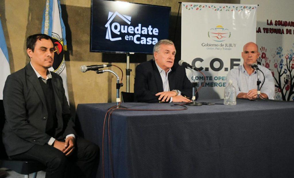 El mandatario jujeño indicó que tiene algunas críticas sobre la postura de Mauricio Macri