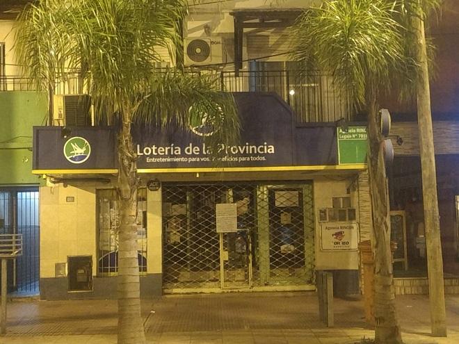 Vuelven a funcionar las agencias de Loteria en la Provincia de Buenos Aires