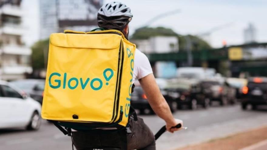 Glovo fue una de las empresas multadas