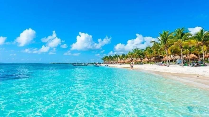 Las playas paradisíacas de Cancún son uno de sus principales atractivos