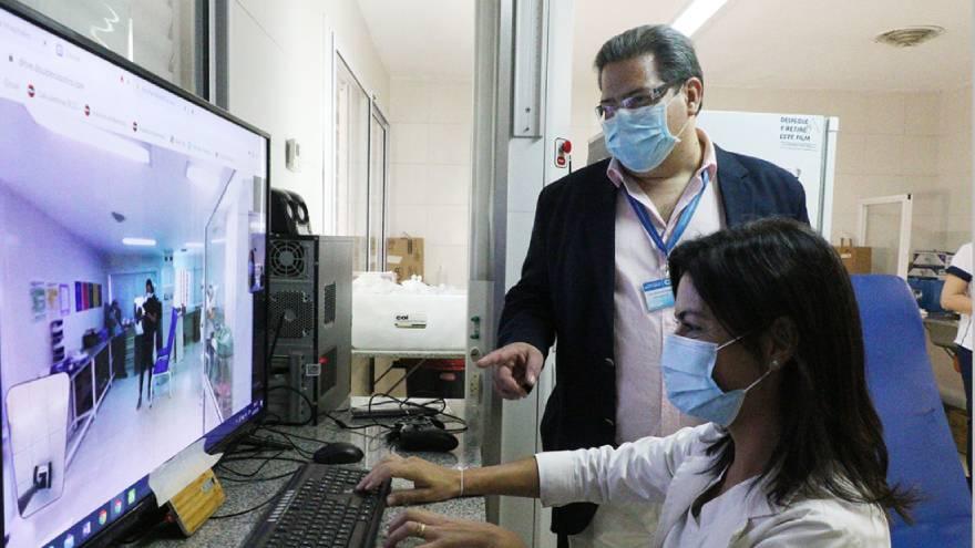 La inteligencia artificial permitió avances en la lucha contra la pandemia del coronavirus.