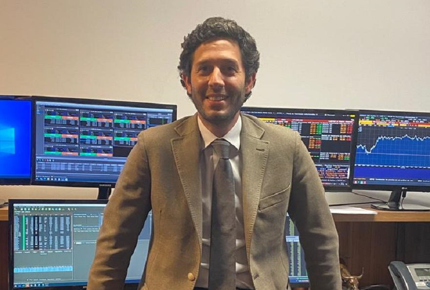 Juan Ignacio Abuchdid, presidente de IEB opina sobre dólar, las medidas oficiales y cuáles son los papeles atractivos para mirar.