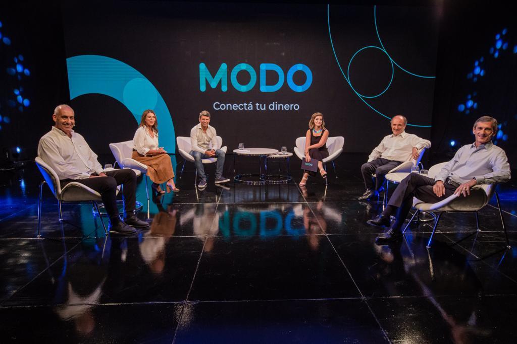 MODO se presentó en un evento virtual, con la presencia de referentes bancarios