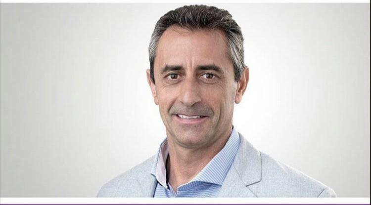 Rolando Scanio, intendente de San Carlos