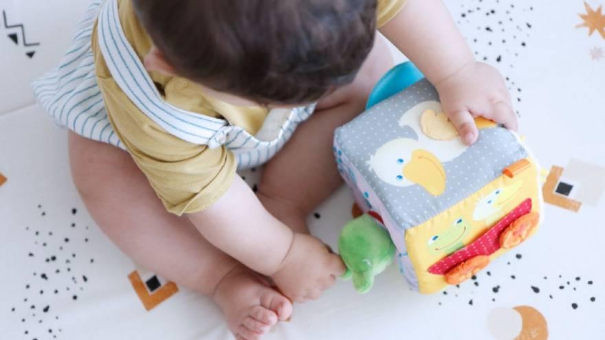 Los profesionales recomiendan el uso de juguetes de otros materiales, como tela o madera