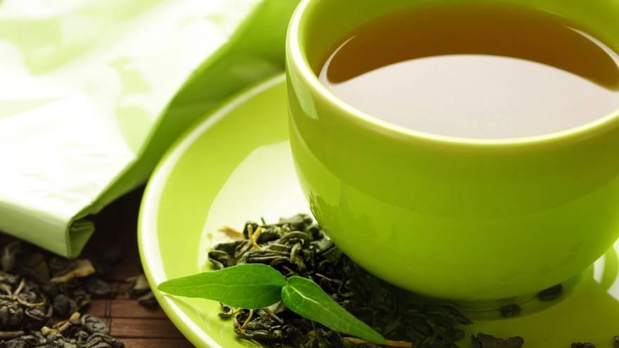El té verde es una bebida con una gran cantidad de antioxidantes