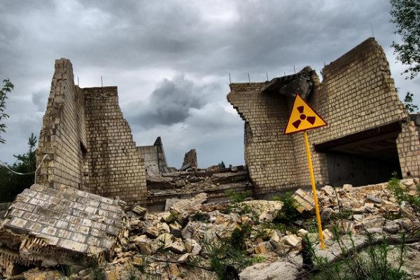 Chernobyl fue el mayor accidente nuclear de la historia.
