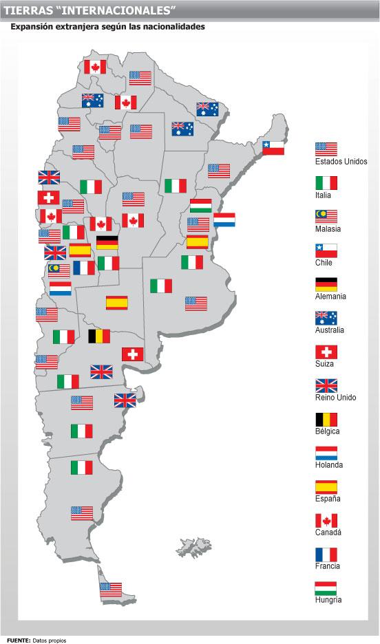 Resultado de imagen para argentina los dueños de la tierra
