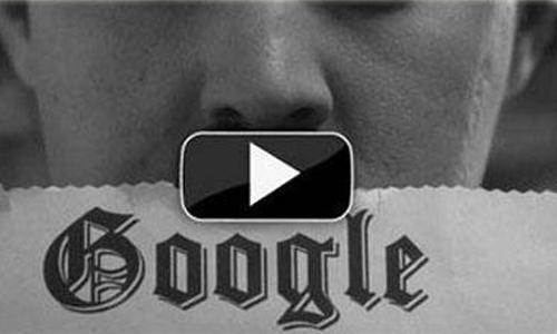 Google aplicó la interactividad en su doodle por Chaplin.