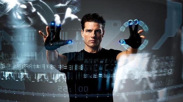 Algunas tecnologías profetizadas en Minority Report ya son realidad.