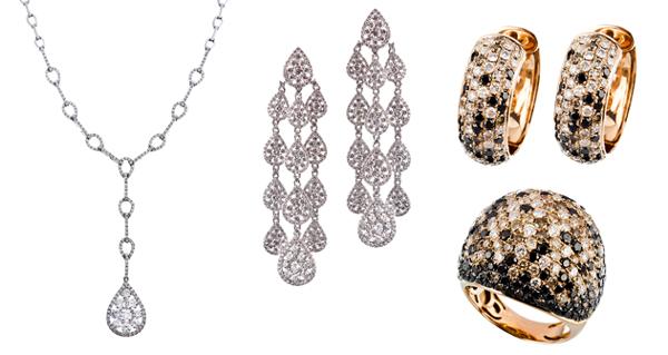 Las joyas son alternativas atractivas al momento de definir qué puedo vender por Internet.