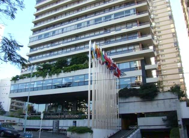 La Universidad de Belgrano es uno de los centros de altos estudios privados más grandes de Buenos Aires.