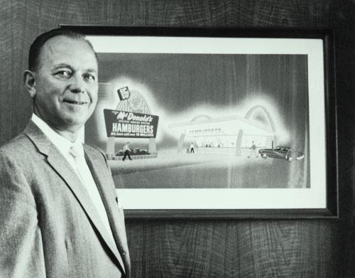 Ray A. Kroc, el empresario visionario que fue clave en la historia de McDonald's