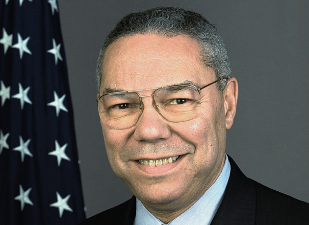 Parra Colin Powell todos deberíamos ser mentores de alguien más