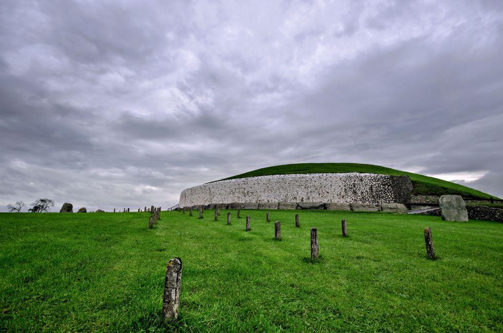 En Irlanda el solsticio de verano se celebra en Stonehenge, donde los primeros humanos que habitaron la zona veían el amanecer