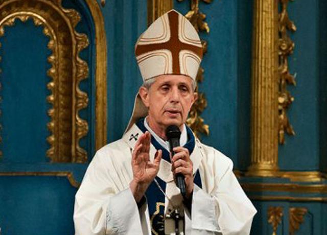 El arzobispo Mario Poli encabezó un tedeum muy aparticular