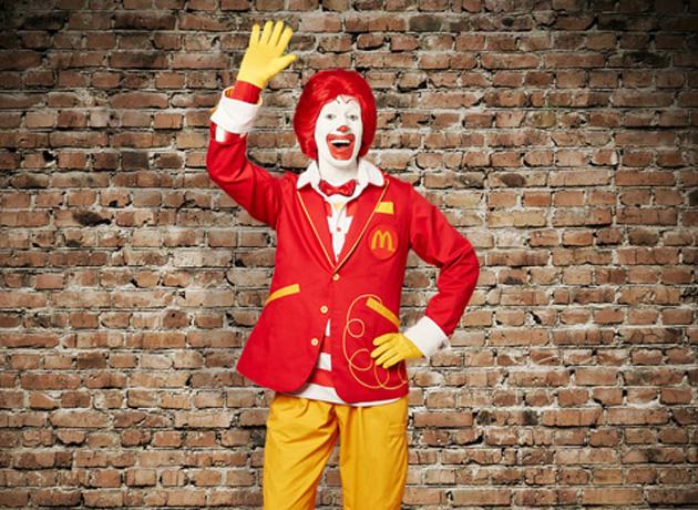 Historia de McDonald's: en 1966 Ronald McDonald apareció en su primer comercial de TV