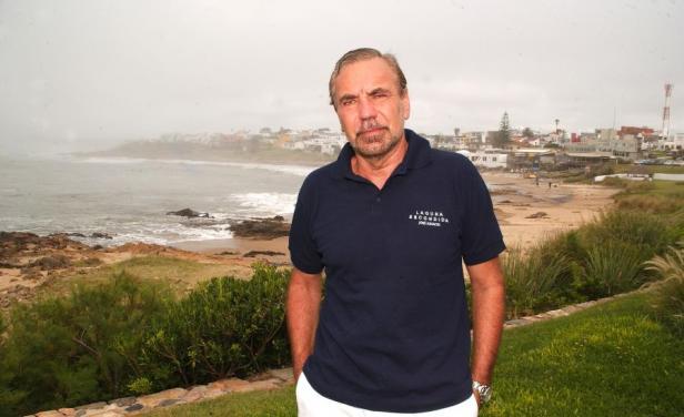 Jorge Pérez es el único de los millonarios argentinos que apareció alguna vez en la tapa de la edición norteamericana de la revista Forbes