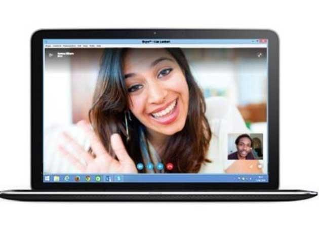 Para los profesionales y las pymes se recomienda la versión gratuita de Skype.