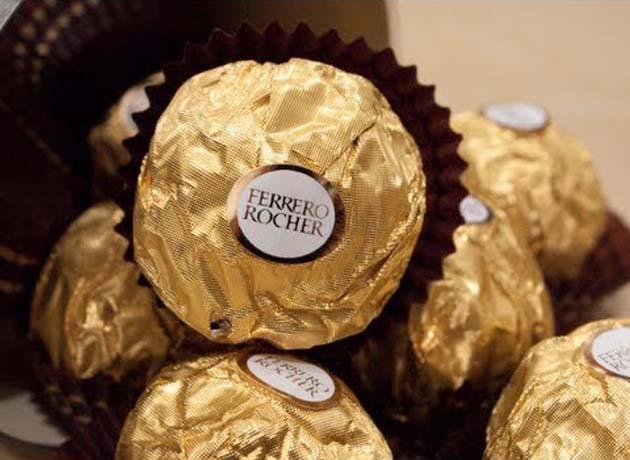 el grupo alimenticio Ferrero decidió reestructurar su negocio en el país