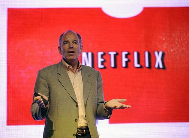 dice el cofundador de Netflix.