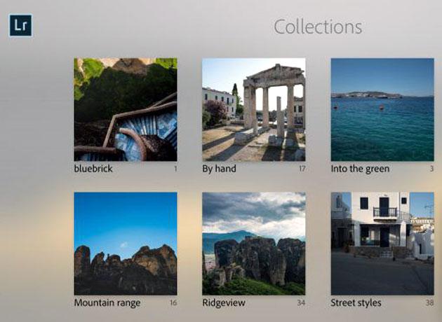 Lightroom es una de las principales aplicaciones de edición de fotos.
