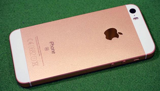 El iPhone SE es la versión barata del famoso teléfono de Apple