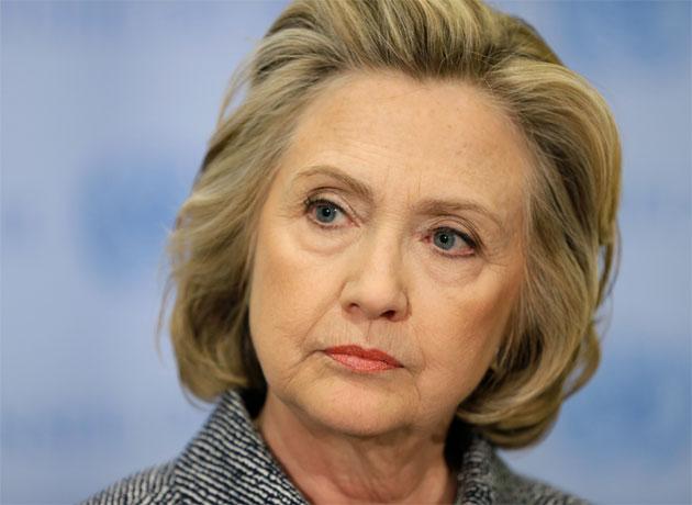 Se sospecha que la campaña electoral de Hillary Clinton fue atacada en 2016 por trolls rusos.