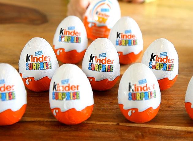 En la Argentina, los huevos Kinder lideran el mercado local, a pesar de sus elevados precios
