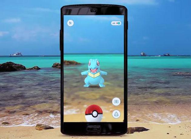 Pokémon Go es el juego más famoso de realidad aumentada.