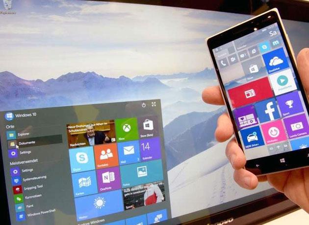 Podés configurar Windows 10 para que las notificaciones de tu celular aparezcan en la pantalla de tu PC.