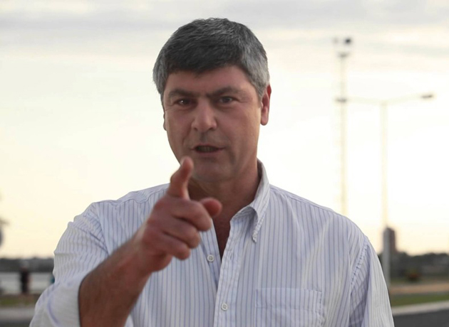 El diputado -y ex ministro- Buryaile quiere forzar al peronismo a debatir enel Congreso los ataques a silobolsas