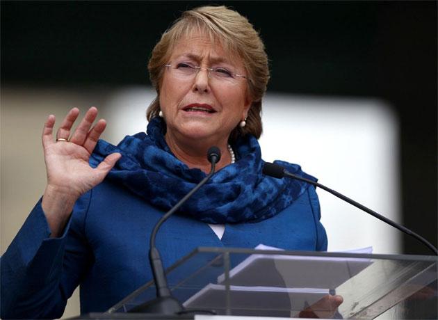 Bachelet presentó un duro informe sobre la situación en Venezuela
