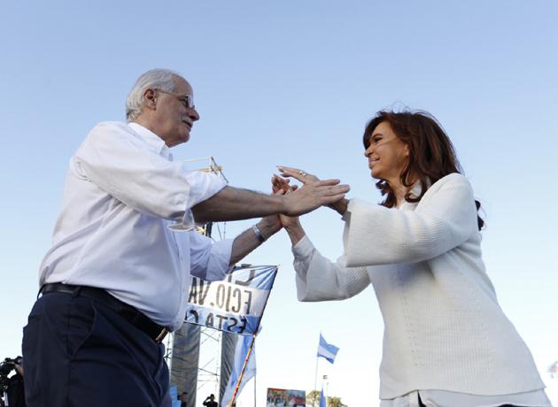 Jorge Taiana recordó que Cristina Kirchner creó el MInisterio de Ciencia en su gestión.