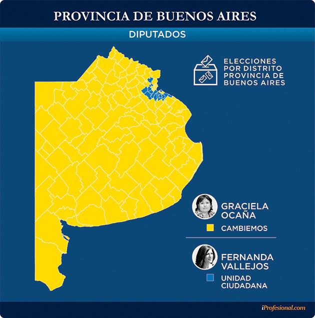 Resultado de imagen para mapa bonaerense elecciones 2017