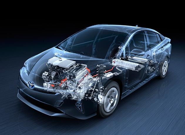 Como Es El Toyota Prius El Primer Auto Hibrido Que Se Vende En La