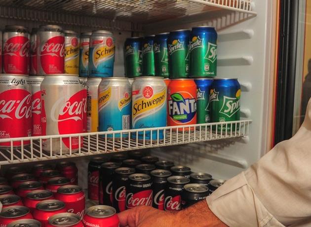 Durante la cuarentena cayó el consumo de bebidas sin alcohol