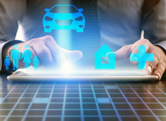 La digitalización abre nuevas oportunidades de negocio a las empresas de seguros.
