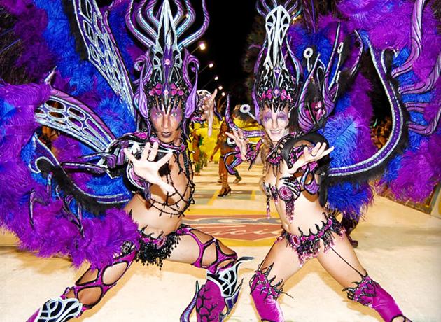 En febrero hay dos días feriado por Carnaval