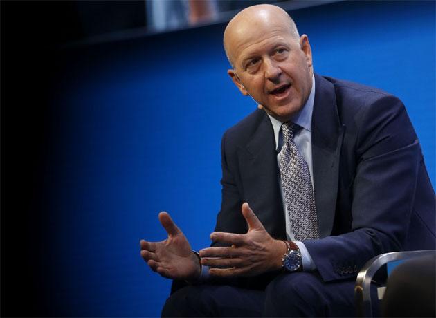 El CEO de Goldman Sachs calificó al teletrabajo como