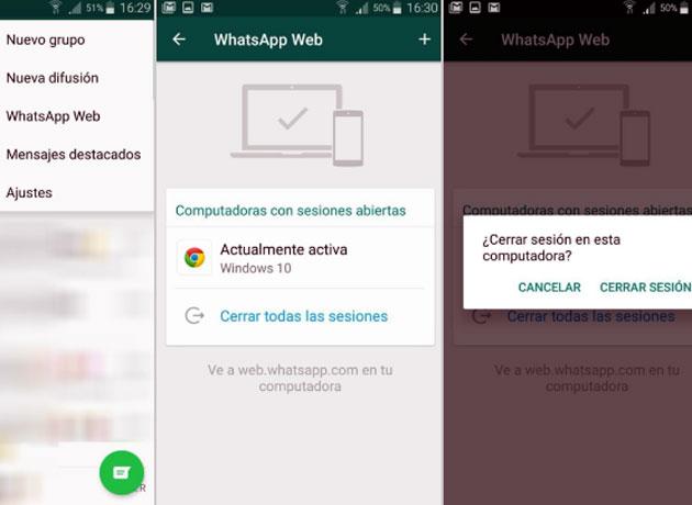 El modo oscuro de WhatsApp web busca mejorar la salud visual del usuario.