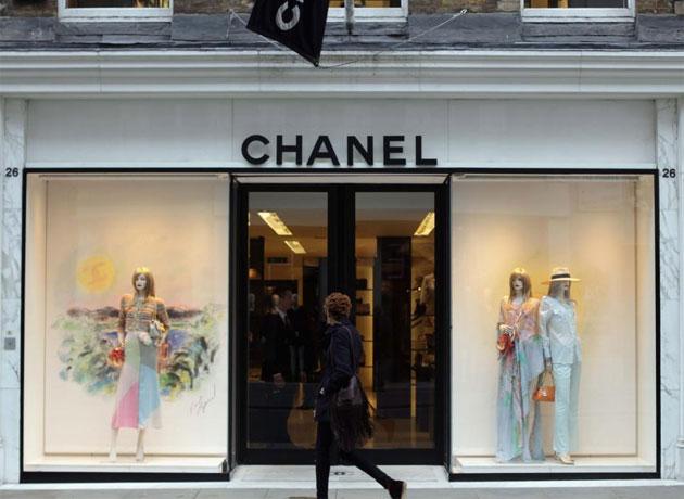 Chanel perdió 2% de su valor desde el año pasado pero sigue en el top 10 de las más valiosas