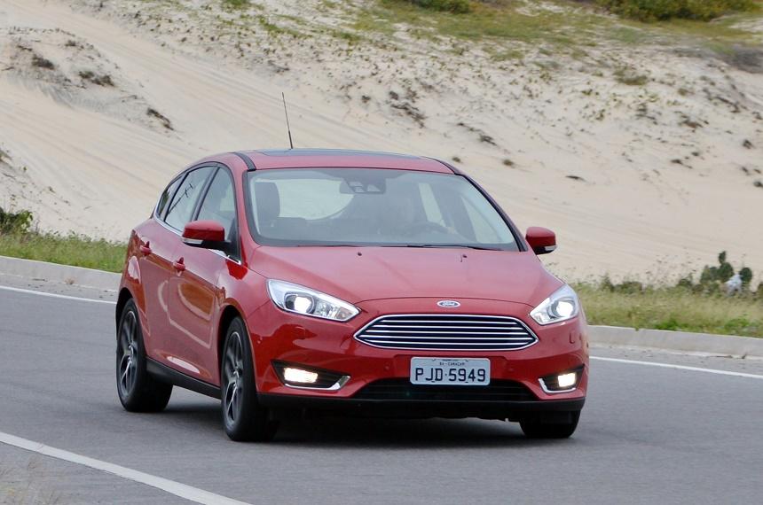 Ford Focus, jubilado en la Argentina, sigue siendo un usado muy buscado.