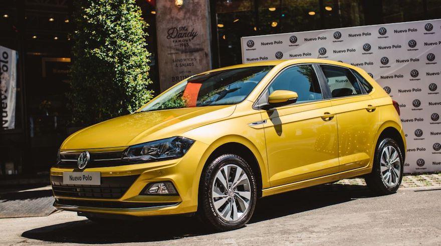 Volkswagen Polo, por $1.5 millones en su versión intermedia.