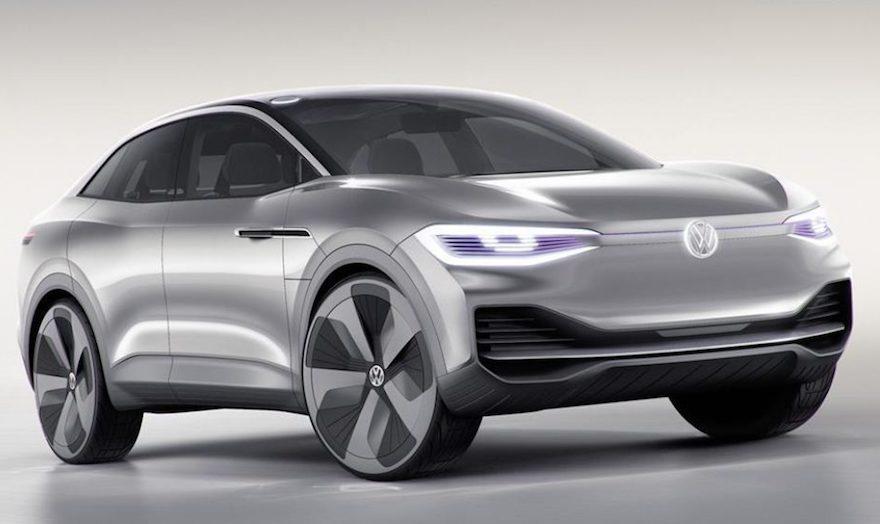En pleno desarrollo de los eléctricos, Volkswagen para las plantas por el coronavirus.